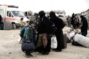 Ataque con armas químicas en la ciudad siria de Duma