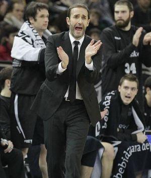 Sito Alonso, el entrenador que ha resurgido al Bilbao Basket de las cenizas