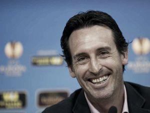 """Europa League, Emery: """"I viola stanno facendo una bella stagione, abbiamo rispetto ma non timore"""""""