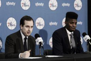 Philadelphia 76ers: un cantiere aperto