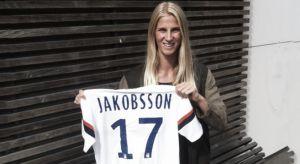 Officiel, Sofia Jakobsson à Montpellier