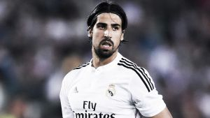 Sami Khedira announces he's leaving Real Madrid; Arsenal and Chelsea on high alert