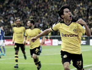 Borussia Dortmund 3-2 Schalke 04: Hosts hold on to win a thrilling derby