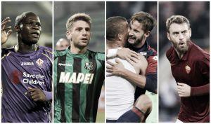 Débrief de la 9 ème journée de Serie A