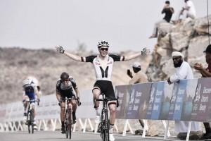 Tour of Oman, nella terza tappa spunta il danese Andersen. Hermans ancora in rosso