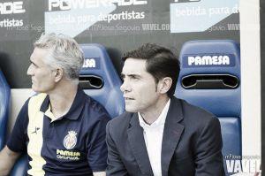 """Marcelino: """"Hemos ganado de forma justa"""""""