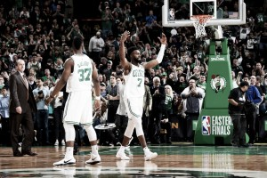 Boston Celtics dominate Cleveland Cavaliers in Game 1 of Eastern Conference Finals
