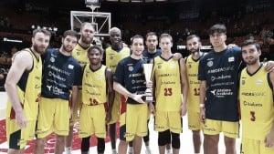 MoraBanc Andorra - Unics Kazan: debut europeo