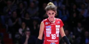 Volley, A1 femminile - L'analisi della terza di ritorno