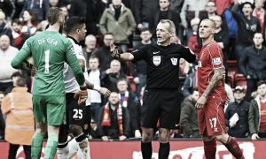 Liverpool defender Martin Skrtel denies FA stamp charge