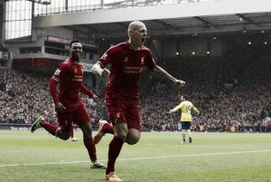 A look back: Liverpool's unbelievable 5-1 win over Arsenal