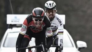 Ciclismo - E3 Harelbeke: è ancora Sagan contro Van Avermaet