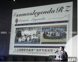 Presentado 'Somos Leyenda', nuevo proyecto del Real Zaragoza