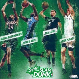 Nba Slam Dunk Contest: ecco la lista dei partecipanti