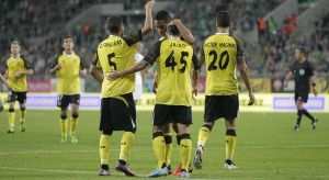 El Sevilla vuelve a Europa con paso firme y efectivo