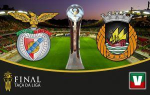 Benfica - Río Ave: la primera batalla se juega en Leiria