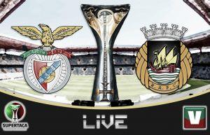 Benfica vs Rio Ave en vivo y en directo online