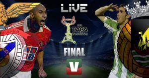 Benfica vs Río Ave en vivo y en directo online