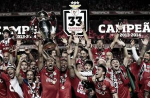 ¡Benfica campeón!