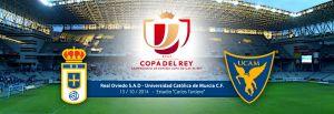 Real Oviedo vs UCAM Murcia CF, así lo vivimos