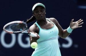 Kvitova tampoco puede con la mejor versión de Stephens