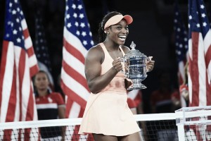 Top 5 WTA Surprises of 2017: #3 - Sloane Stephens produces magnificent comeback