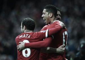 Louis van Gaal thanks fans after 'best atmosphere' at Old Trafford