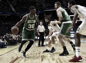 """Marcus Smart: """"Jugar en Boston es una bendición"""""""