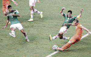 Sneijder toca la gloria