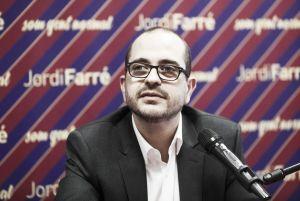 Jordi Farré pide a Bartomeu que convoque ya las elecciones