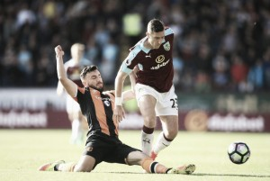 Burnley 1-1 Hull City: Player ratings as Tigers salvage draw late on