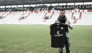 Sobota loaned to St. Pauli for remainder of the season