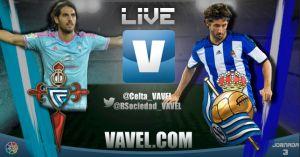 Celta de Vigo vs Real Sociedad en vivo y en directo online
