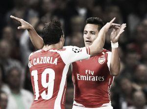Arsenal 2014/15: los protagonistas