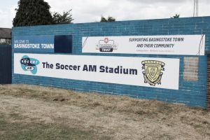 FA Cup fever heads to The Soccer AM Stadium as Basingstoke Town host AFC Telford United