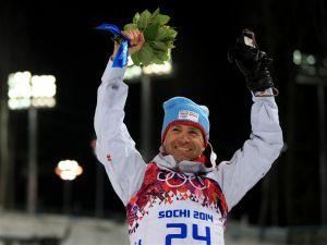 Ole Einar Bjoerndalen, el gran campeón
