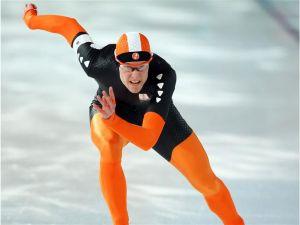 Irene Wust confirma la supremacía holandesa en el patinaje de velocidad