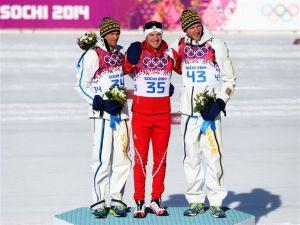 Dario Cologna logra su segundo oro en Sochi