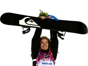 Iouri Podladtchikov, nuevo campeón olímpico de halfpipe