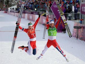 Noruega y Finlandia, campeones por equipos