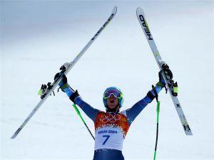 Ted Ligety le da otro oro a Estados Unidos en esquí alpino