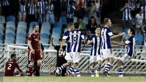 Real Sociedad 2-0 Aberdeen: La Real victorious at home