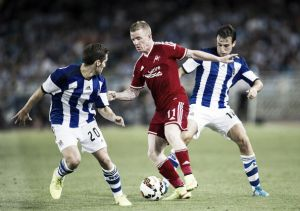 Aberdeen (0) - (2) Real Sociedad: Europa League qualifying preview