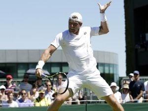 Wimbledon: Groth Trumps Jack In Battle Of Heavy Hitters