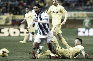 Real Sociedad 0-0 Villarreal: Honours even in La Liga clash