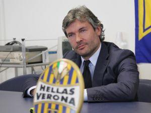 """Verona, Sogliano: """"Hellas addio"""". Staffetta ds sull'asse Verona-Napoli"""