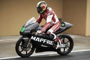 La lluvia protagoniza el último día de test para los pilotos de Moto3
