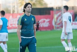 """Solari: """"Es un honor poder seguir representando al club ahora al frente del Castilla"""""""