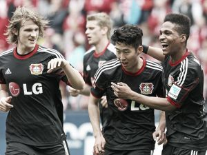 1. FSV Mainz 05 2-3 Bayer 04 Leverkusen: Visitors squeeze over the line after late Koo double