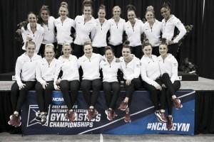 NCAA Gymnastics: Seattle Regional Oklahoma Sooners & Washington Huskies progress